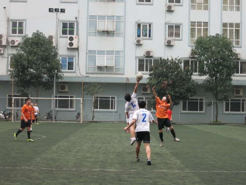 All Vietnam Schools Gaelic Football Cup 2014 - 17