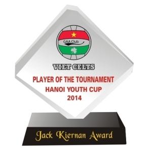 Jack Kiernan Award - 2014