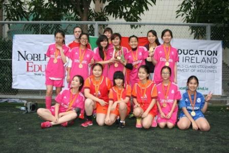 VAS Girls - Hanoi Youth Cup 2014