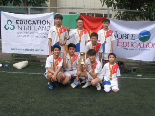 VAS Juniors - All Vietnam Schools Cup 2014