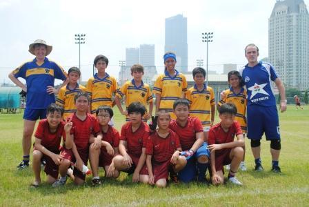VAS U12 Boys - South Asian 2014