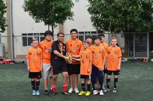 U15 Champions - Hanoi International School (HIS)