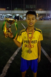 Blue Dragon U13 MVP