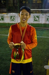 Blue Dragon U18 MVP