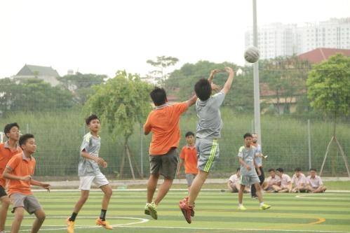 High Fielding